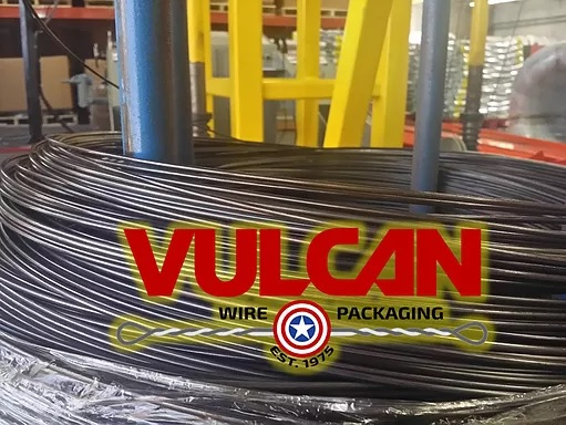 NEW Box Wire Made by Vulcan