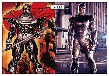 """The Other """"Man of Steel"""""""