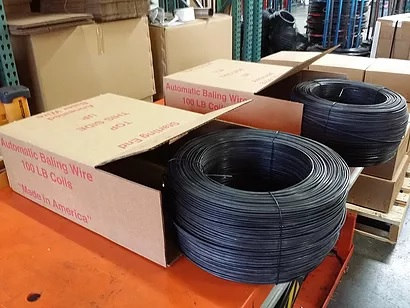 5% Off – Box wire for Auto-tie balers