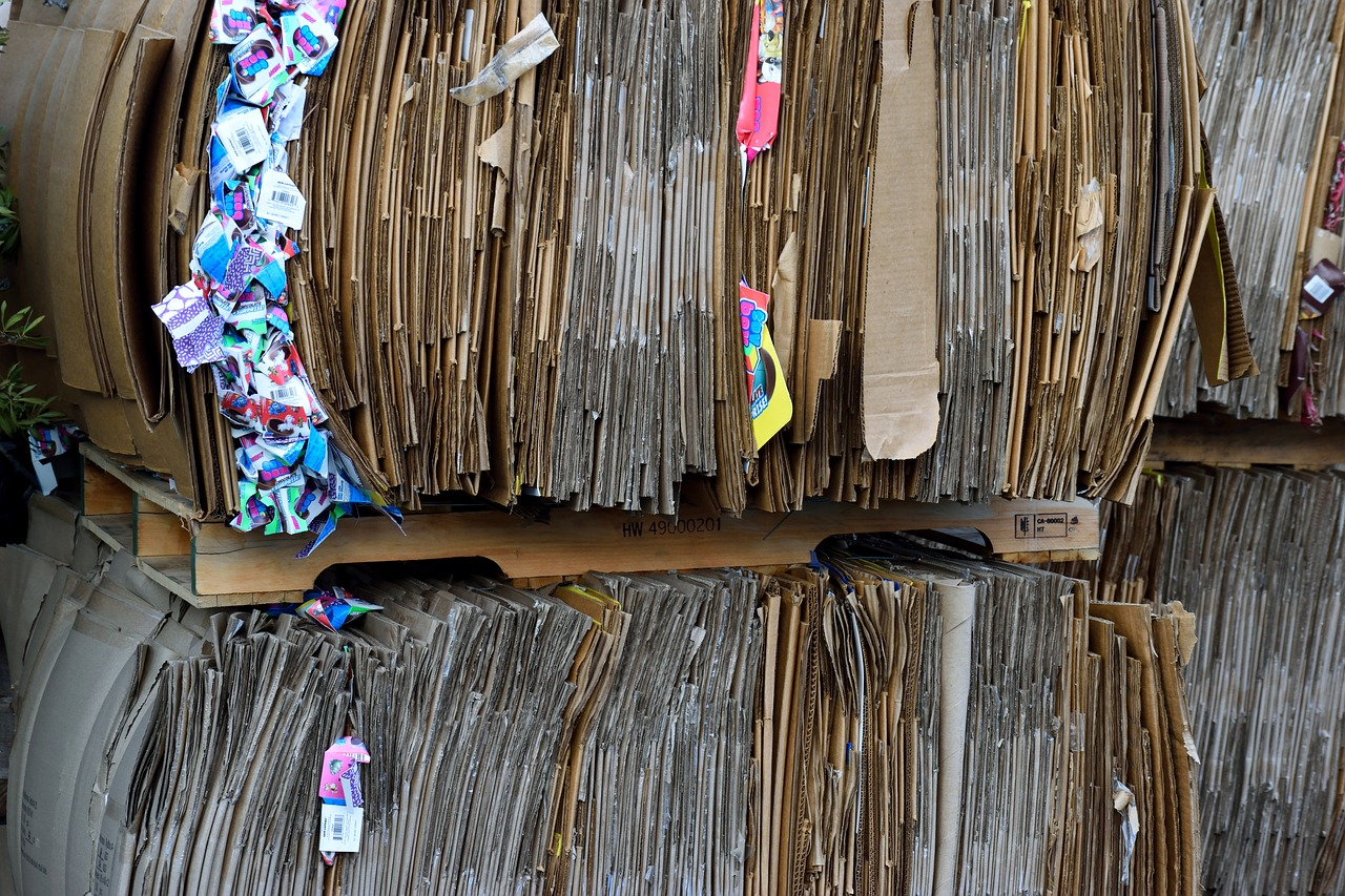 How to Bundle Cardboard for Recycling